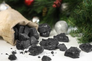 coal2 300x199 Coal For Christmas and A Sweet Squeeze